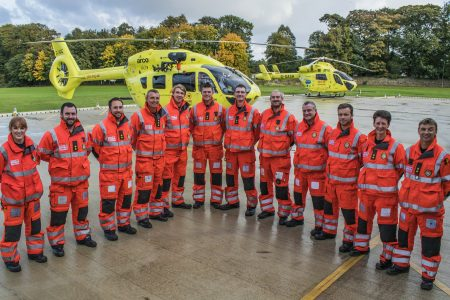 Helicopter ER – Monday nights on Really