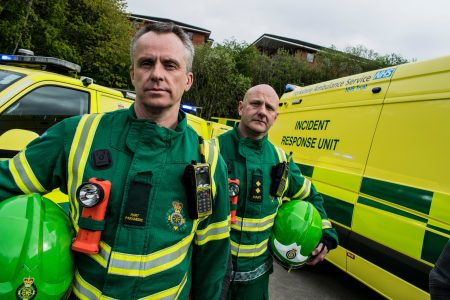 999 Rescue Squad – Tuesday nights on W