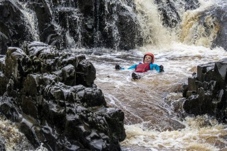 Kirsten O'Brien explores the hidden beauty of the Tees in BBC One film.