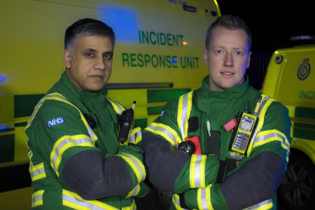 999 Rescue Squad returns for dramatic second series