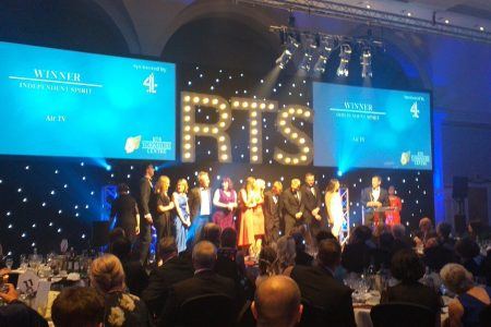 Five RTS nominations for Air TV