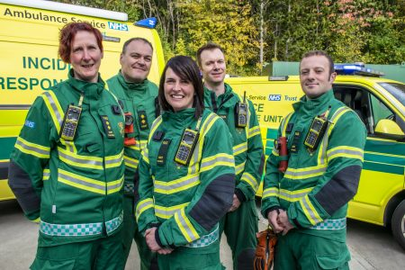 999 Rescue Squad returns with a brand new series