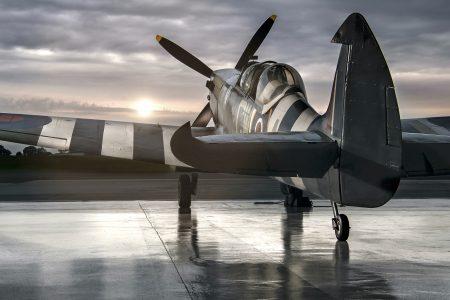 Warbird Workshop lands on Yesterday
