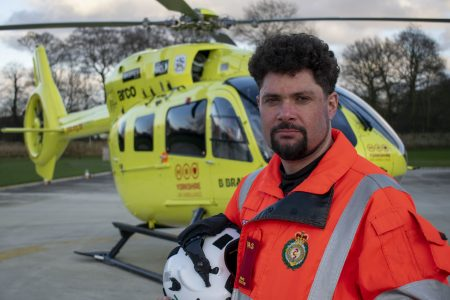 Helicopter ER returns with brand new series