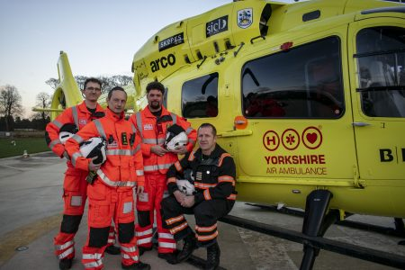 New-look Helicopter ER returns – in brand new series