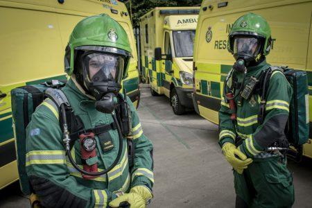 999 Rescue Squad returns