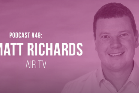 York Creatives Podcast features Air TV