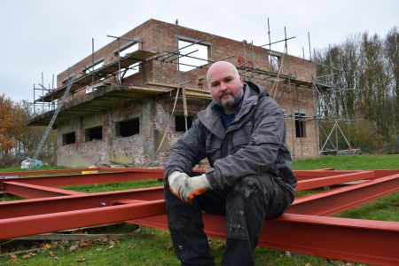 Derelict Rescue – under construction across the UK
