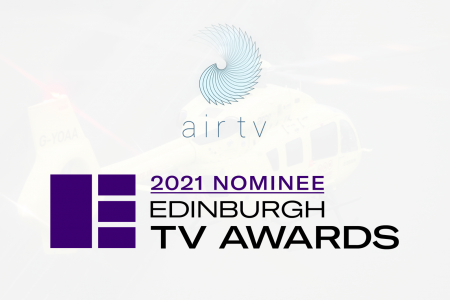 """Air TV – up for """"Small Indie of the Year"""" at top TV Awards"""